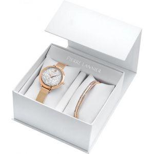 Pierre Lannier 390A908 - Coffret montre pour femme avec un bracelet