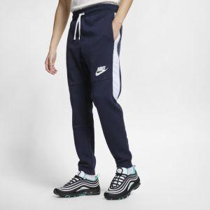 Nike Pantalon de jogging Sportswear pour Homme - Bleu - Couleur Bleu - Taille L