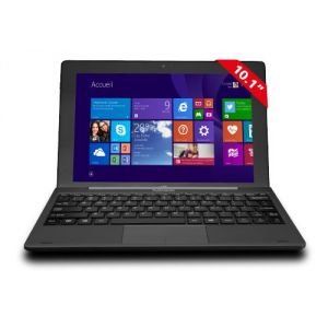 "Thomson THBK1-10.64DB - Tablette tactile 10.1"" 64 Go avec clavier amovible sous Windows 8.1 / Android 4.2 (Jelly Bean)"