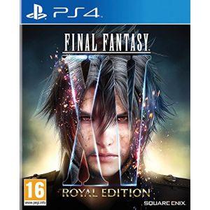 Final Fantasy XV - Edition Royale sur PS4