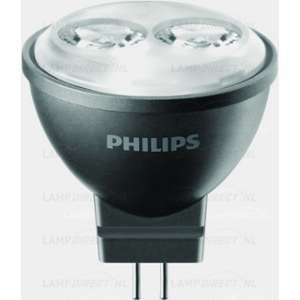 Philips Ampoule de spot MASTER LEDspotLV MR11 12V, dimmable, culot GU5.3