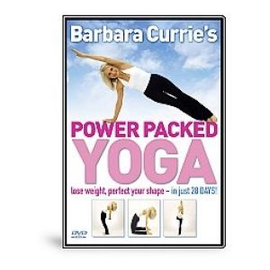 Barbara Currie's : Power Packed Yoga