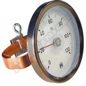 Thermador Thermomètre applique à bracelet -