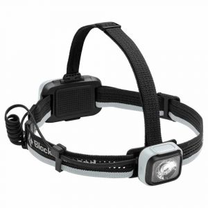 Black Diamond Sprinter 275 Headlamp, aluminum Lampes frontales course à pied