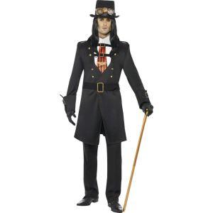 Déguisement comte Steampunk Halloween (taille M)