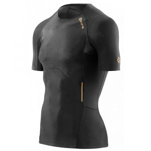Skins Maillot A400 Compression Homme Manches Courtes 2015