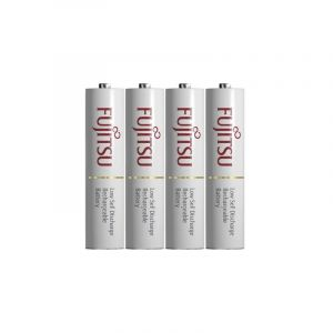 Fujitsu Ready-to-use HR03 Accu LR03 (AAA) NiMH 750 mAh 1.2 V 4 pc(s)
