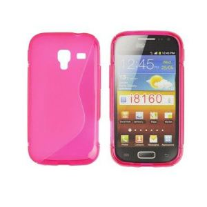 77ceeac53035c6 So axess TPUSGI8160 - Coque arrière en gel silicone pour Samsung Galaxy Ace  2 I8160