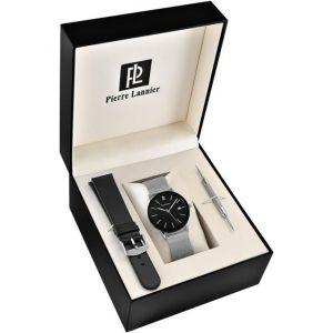 Pierre Lannier 372A138 - Coffret montre pour femme avec 2 bracelets