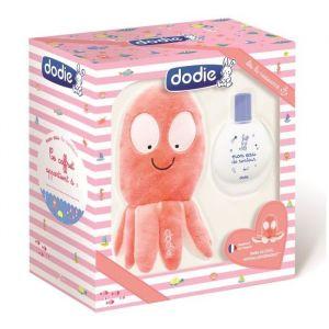 Dodie Coffret eau de senteur bébé fille-marin (doudou Pieuvre + flacon 50ml) - extras