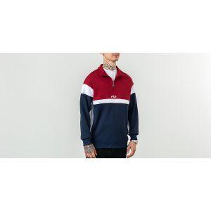 FILA Sweat-shirt Herron Half Zip Top bleu - Taille EU S,EU M,EU L