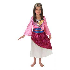 Rubie's Costume Officiel pour Enfant Shimmer Mulan Taille S