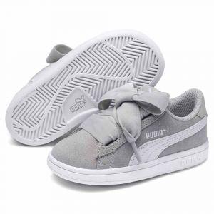 Puma Chaussures enfant 366005-09 Gris - Taille 21,22,26
