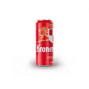 Kronenbourg Bière blonde, 4,2%vol. - La canette de 50cl