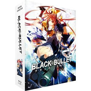 Black Bullet - Intégrale - Edition Collector Limitée - Combo + DVD [Édition Collector Blu-ray + DVD] [Blu-Ray]