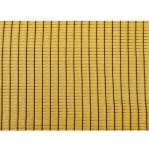 Nortene Brise-vue extrudé Panama, coloris marron, 300 x 100 cm