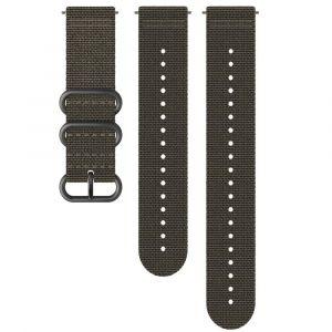 Suunto Pièces détachées Explore 2 Tetxile Strap - Foliage / Grey - Taille One Size