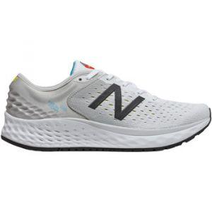 New Balance Chaussures running New-balance Fresh Foam 1080v9 - White / Black - Taille EU 45 1/2