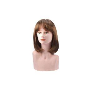 Beautydis Clara - Perruque mi-longue 25-30 cm Blond moyen 7