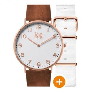 Ice Watch CHL.A.WHI.41.N.15 - Montre mixte ICE City