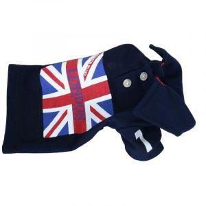 Martin Sellier Polo Union Jack Petit Chien XL