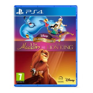 Aladdin and The Lion King [PS4]