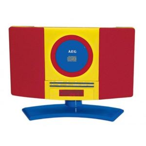 AEG MC 4464 - Musik-center CD/MP3 pour enfant