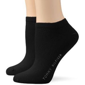 Tommy Hilfiger Socks Lot de 2 chaussettes - noir