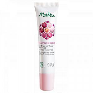 Melvita Nectar de Roses - Gel frais contour des yeux