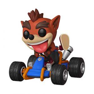 Funko Figurine Crash Bandicoot - Ctr Crash Rides Pop 18cm