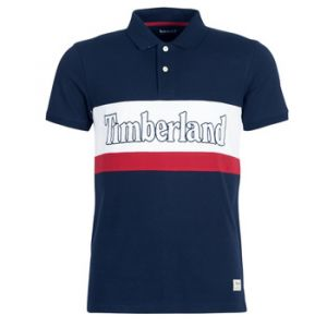 Timberland Polo manches courtes millers river noir s