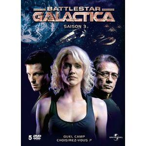 Battlestar Galactica  : L'Integrale Saison 3