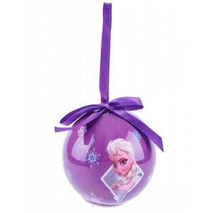 Boule de Noël LED La Reine des Neiges