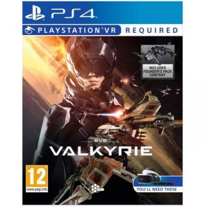 Eve Valkyrie - Jeu PlayStation VR [PS4]