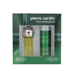 Pierre Cardin Pour Monsieur - Coffret eau de toilette et déodorant