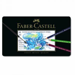 Faber-Castell Boîte métal de 60 crayons aquarellables Albrecht Dürer par