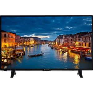 "Continental Edison TV LED Full HD 100 cm (39"") - Smart TV - YOUTUBE - NETFLIX - 2 X HDMI - 1 X USB - Classe énergétique A+"