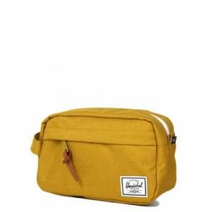 Herschel Trousse de toilette Chapter Carry On Arrowwoode Crosshatch jaune