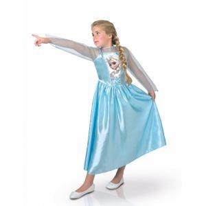 Déguisement Elsa Frozen fille