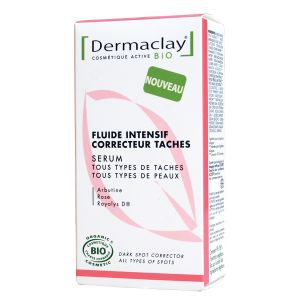 Dermaclay Sérum correcteur taches 30ml