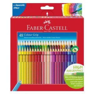 Faber-Castell 48 Couleur Grip crayon