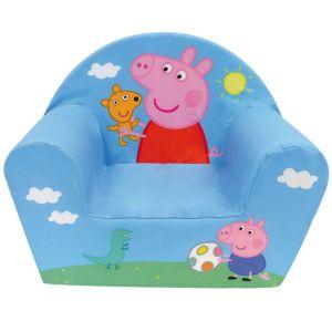 Fun House Fauteuil club déhoussable Peppa Pig