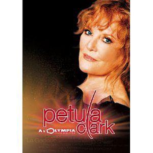 Petula Clark à l'Olympia