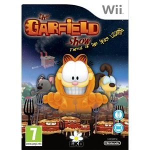 Garfield Show : Threat of the Space Lasagna [Wii]