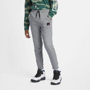 Nike Pantalon Jordan Flight Lite pour Garçon plus âgé - Couleur Gris - Taille M