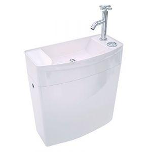 Wirquin Réservoir WC bas avec lave mains