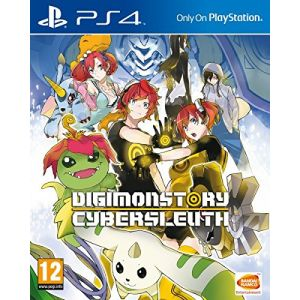 Digimon Story : Cyber Sleuth Hacker's Memory [PS4]