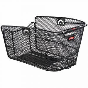 Klickfix Citymax - Panier de vélo - Korbklip noir Paniers pour porte-bagages