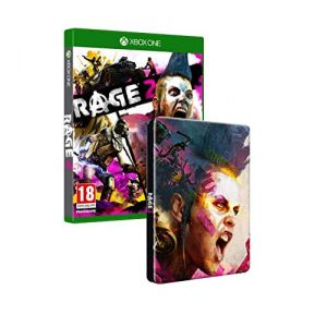 Rage 2 + Steel Book Exclusif [XBOX One]