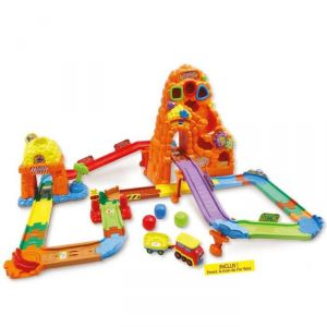Vtech Tchou Tchou Bolides : Circuit Train Canyon Express
